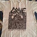 "Grave - ""Burial Ground"" shirt"