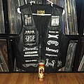 Leather Doom Vest