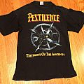 Pestilence - TShirt or Longsleeve - Testimony of the Ancients Tour Shirt