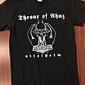 Throne of Ahaz Nifelheim shirt