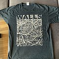 Walls - TShirt or Longsleeve - Walls 2010 tour shirt