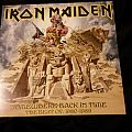 Iron Maiden Somewhere Back In Time Picture Disc Vinyl Tape / Vinyl / CD / Recording etc
