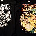 My 2 Black Dahlia Murder Shirts