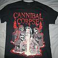 Cannibal Corpse Acid Shirt - Black Size Small