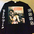 Internal Bleeding - Voracious Contempt longsleeve TShirt or Longsleeve