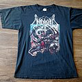 Unleashed Across the Open Sea Vintage Tour Shirt