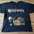 Nevermore Politics of Ecstasy Euro-Tour 97 Shirt