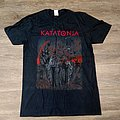 Katatonia Night is the New Day 10th Anniversary Edition Shirt
