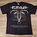 Fear Factory Mechanize/The Industrial Discipline Tour Shirt
