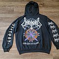 Unleashed European Victory Tour 95 Vintage Hoodie