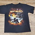 Amon Amarth - TShirt or Longsleeve - Amon Amarth Twilight of the Thunder God North American Tour Shirt 2008
