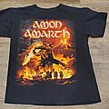 Amon Amarth - TShirt or Longsleeve - Amon Amarth Surtur Rising USA Tour 2011