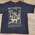 Dark Tranquillity These are the Ghost Towns North American 2008 Tour Shirt