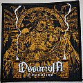 Ossarivm woven patch