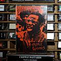 Cripple Bastards - Tape / Vinyl / CD / Recording etc - Cripple Bastards/Agathocles split tape (orange cover)