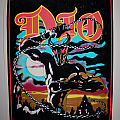 Dio - Holy Diver Blacklight Poster