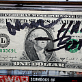 Gwar autographed dollar Other Collectable