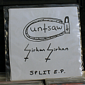 Cuntsaw/Sirhan Sirhan Split E.P. Tape / Vinyl / CD / Recording etc
