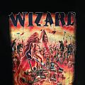 Wizard - Head Of The Deceiver tshirt