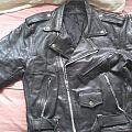 None - Battle Jacket - leather jacket update