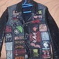 Kutte + leather jacket
