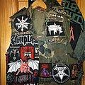 Morbid Angel - Battle Jacket - Camo kutte, work in progress