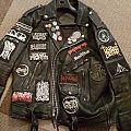 Pallbearer - Battle Jacket - Leather jacket - Front