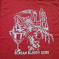 Death - TShirt or Longsleeve - scream bloody gore