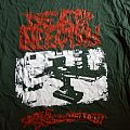 Dead Infection - TShirt or Longsleeve - Dead infection south american tour tshirt