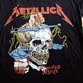 Metallica - TShirt or Longsleeve - Metallica - damage justice tour tshirt