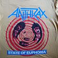 Anthrax - TShirt or Longsleeve - Anthrax - State of Euphoria