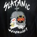 "Slayer - TShirt or Longsleeve - Slayer ""slatanic Wehrmacht"""