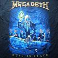 Megadeth - TShirt or Longsleeve - Megadeth -Rust in Peace