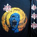 Blood Feast - TShirt or Longsleeve - Blood Feast - face Fate rare tshirt