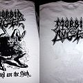 "Morbid Angel - TShirt or Longsleeve -  Morbid angel tshirt "" blessed are the sick"""