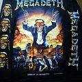 Megadeth - TShirt or Longsleeve - Megadeth -  Symphony of Destruction