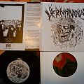 Verminous - The curse of the antichrist 7""