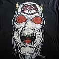 Slayer - TShirt or Longsleeve - Slayer -  Criminal Insane tour tshirt ´86-´87