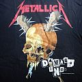 Metallica - TShirt or Longsleeve - Metallica - Damage Inc. tour Tshirt