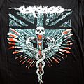 carcass tour  tshirt