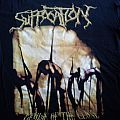 Suffocation - TShirt or Longsleeve - Suffocation -  Demise of the Clone , rare official tour tshirt