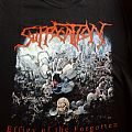 Suffocation - TShirt or Longsleeve - Suffocation - Effigy of the Forgotten rare full colors