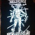 Necrony - TShirt or Longsleeve - rare tshirt from Promo Tape '93-'94
