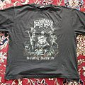 Belphegor - TShirt or Longsleeve - Belphegor Goatreich Fleshcult Tour Shirt
