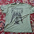 Belphegor Baphomet Military Green Shirt