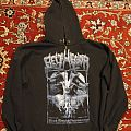 Belphegor - Hooded Top - Belphegor Blood Magick Necromance Zipper