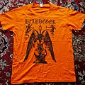 Belphegor Baphomet Orange Shirt