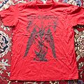 Belphegor Baphomet Red Shirt