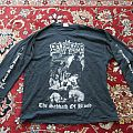 Belphegor The Sabbath Of Blood Longsleeve Version 2