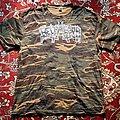 Belphegor - TShirt or Longsleeve - Belphegor Camouflage Logo Shirt
